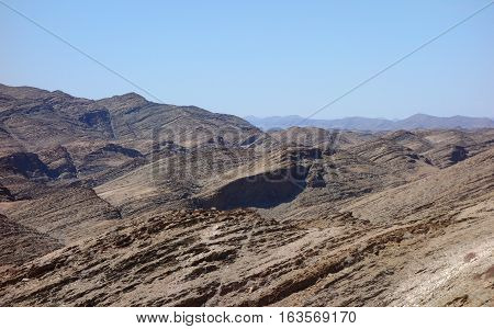 an image of a mountain landscape in Africa