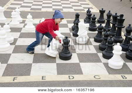 Chess battle