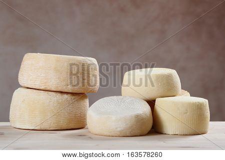 Pecorino Cheese - Typical Product Italia