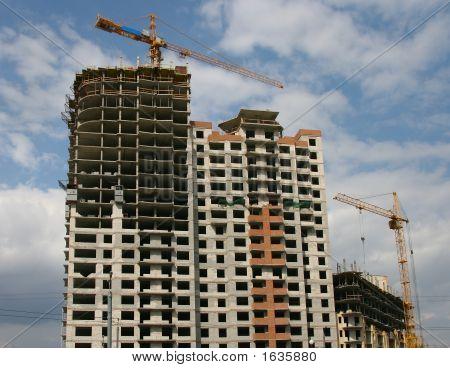 Under Construction Buildings.