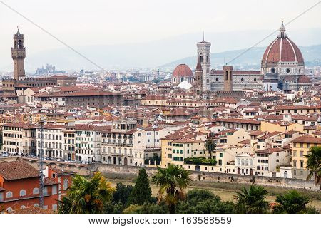 Historic Center Florence City