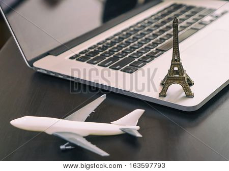 Business Air travel to Paris France, Travel Agency booking to Paris France.