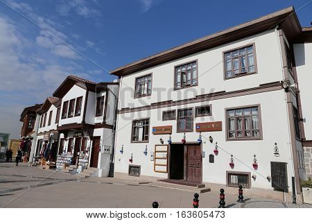 Traditional Turkish Houses