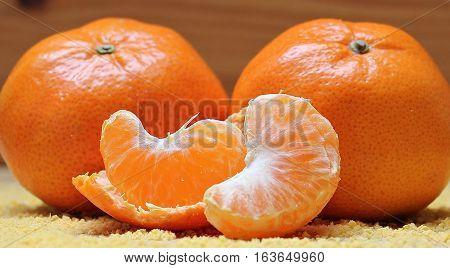 Close Up Photo Farm Fresh Sweet Tangy Oranges