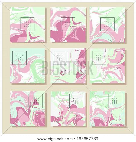 Marble Texture On Vector Photo Free Trial Bigstock