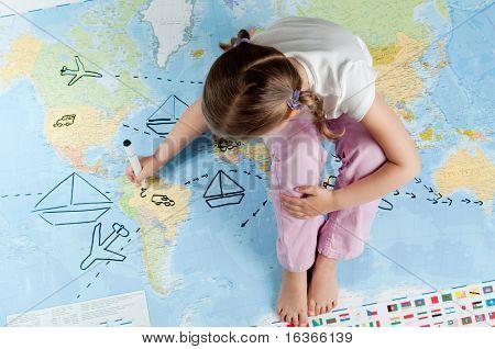 Utazás tervezés