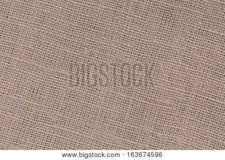 Neutral Beige Fabric Background Close Up Diagonal Texture Direction