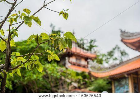 Long Son Pagoda In Nha Trang, Vietnam
