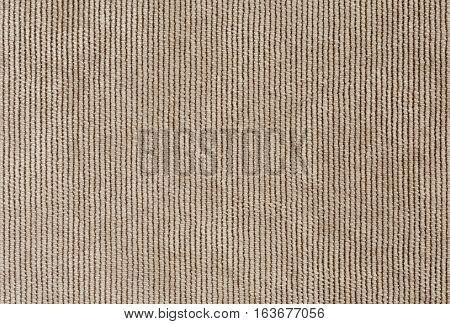 Beige Denim Texture Vertical Direction Of Threads