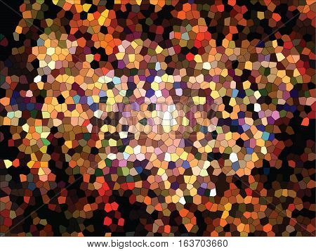 abstract background inspirated by universe and galaxy