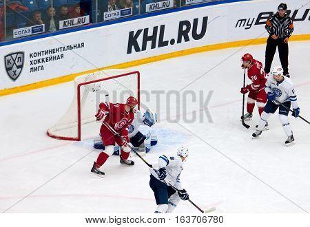 V. Solodukhin (17) Score