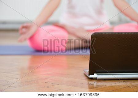 Virtual Yoga Instructor