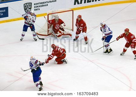 Nikita Gusev (97) Shoot