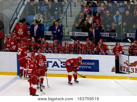 Vityaz Team Bench