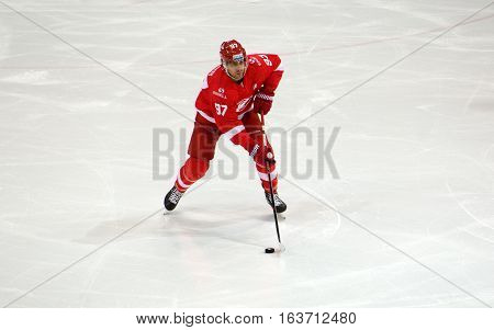 M. Gilroy (97) In Action