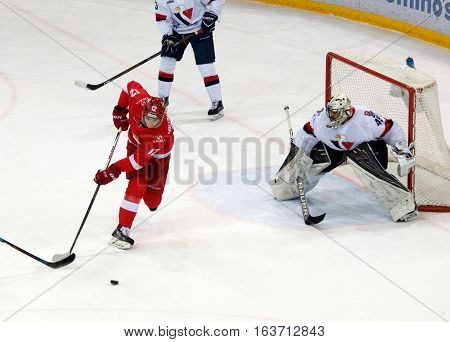 A. Nikontsev (12) Attack The Gate
