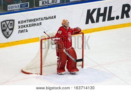I. Saprykin (40) On Gate
