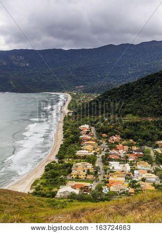 Praia Do Guaeca, Brazil