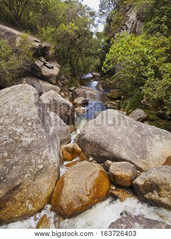 Serra Dos Orgaos National Park, Brazil