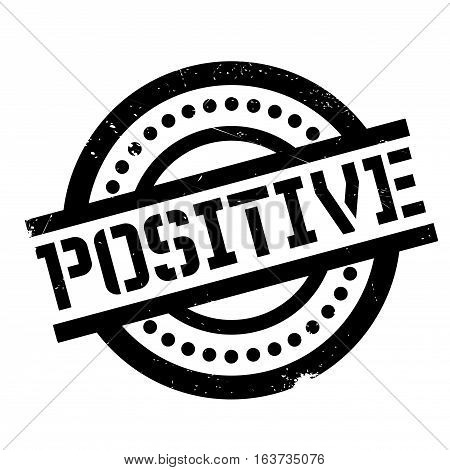 Positive rubber stamp. Grunge design with dust scratches. Effects can be easily removed for a clean, crisp look. Color is easily changed.