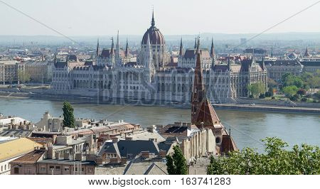 Stunning views of the wonderful and unique Budapest