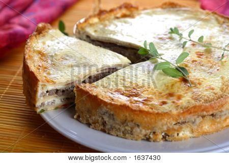 Casserole With Mutton