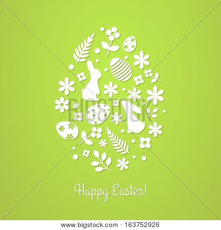 Vector illustration for design invitation and greeting card with title