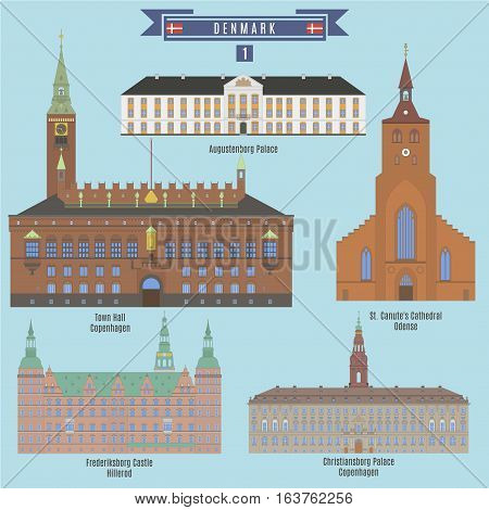 Famous Places In Denmark