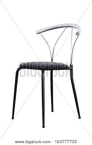 Office chair isolated on white background work with clipping path.