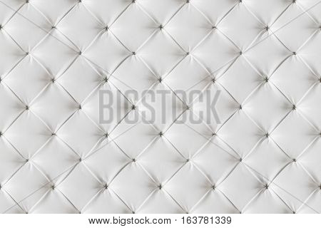 Leather Sofa Texture Seamless Background White Leathers Upholstery Pattern