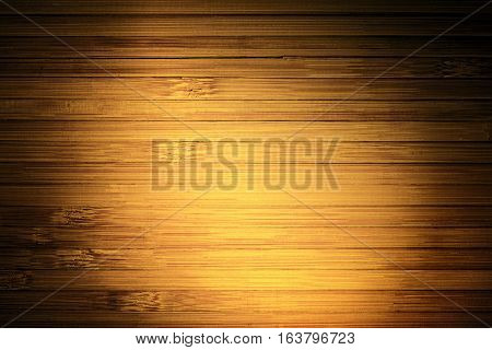 Wood Planks Background Light Spot on Wooden Plank Wall Texture Abstract Frame