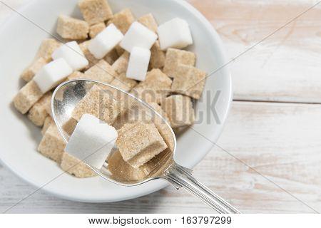 Sugar Cereal Breakfast