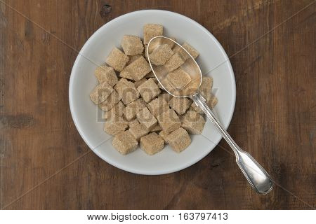 Sugar Cube Breakfast