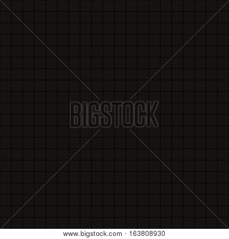 Black metallic tile seamless repeating pattern texture background