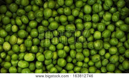 a one of  background of green peas