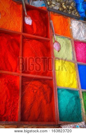 Paint Pigment