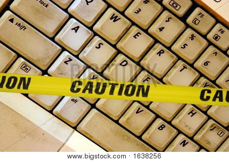 Internet Warning