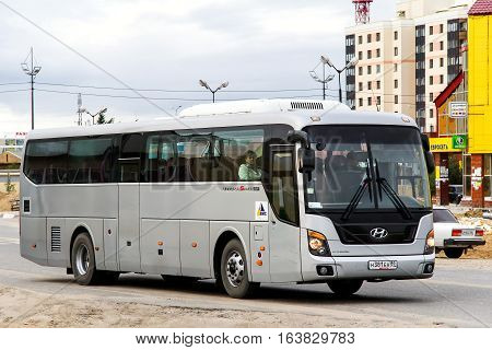 Hyundai Universe Space Luxury
