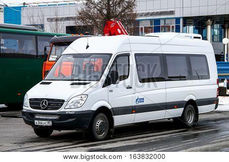 Mercedes-benz W906 Sprinter