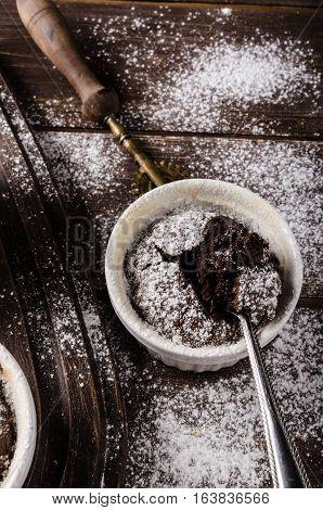 Chocolate Souffle Home
