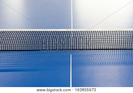 Black Ping Pong Tabletennis Net