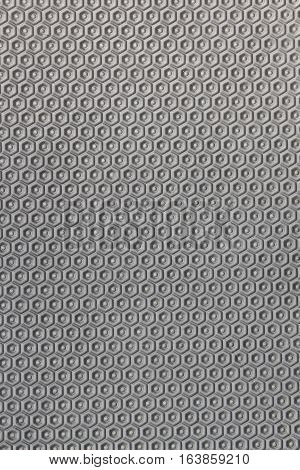 close up Black and White Eva foam texture