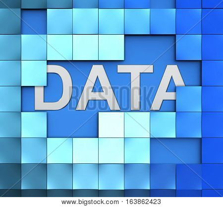 Data Word Means Lan Network And Communicate