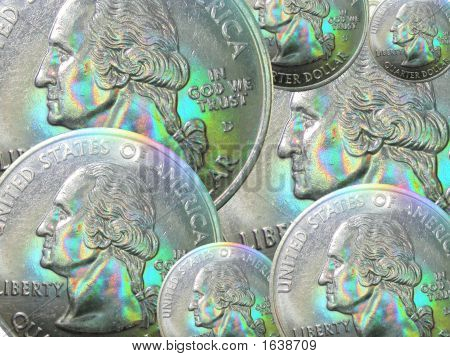 Abstact Quarters