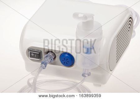 New medical inhaler nebulizer for inhalation therapy