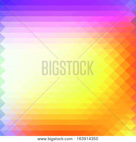 Blurring background beige and pink segment.Vector illustration.