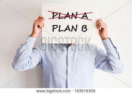 Choosing between plan a and plan b