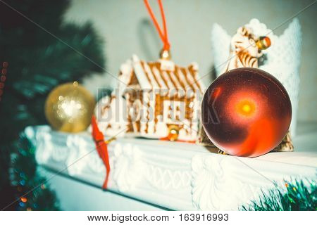 Хочу поделится частичкой своей домашней Новогодней атмосферы.