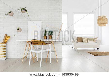 Bright Loft Apartment