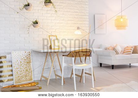 Stylish Apartment Interior